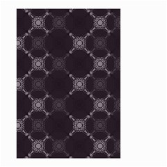 Abstract Seamless Pattern Background Small Garden Flag (Two Sides)