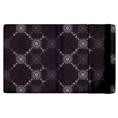 Abstract Seamless Pattern Background Apple iPad 3/4 Flip Case