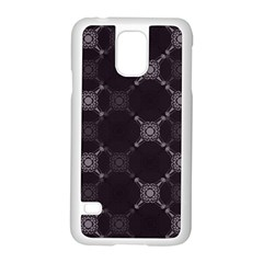 Abstract Seamless Pattern Background Samsung Galaxy S5 Case (White)