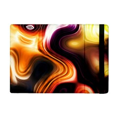 Colourful Abstract Background Design iPad Mini 2 Flip Cases