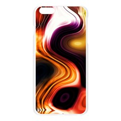 Colourful Abstract Background Design Apple Seamless iPhone 6 Plus/6S Plus Case (Transparent)