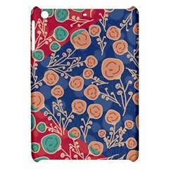 Floral Seamless Pattern Vector Texture Apple iPad Mini Hardshell Case