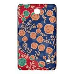Floral Seamless Pattern Vector Texture Samsung Galaxy Tab 4 (7 ) Hardshell Case