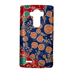 Floral Seamless Pattern Vector Texture LG G4 Hardshell Case
