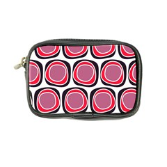 Wheel Stones Pink Pattern Abstract Background Coin Purse