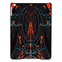 Doodle Art Pattern Background iPad Air Hardshell Cases