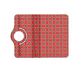 Floral Seamless Pattern Vector Kindle Fire HD (2013) Flip 360 Case
