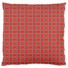 Floral Seamless Pattern Vector Standard Flano Cushion Case (Two Sides)