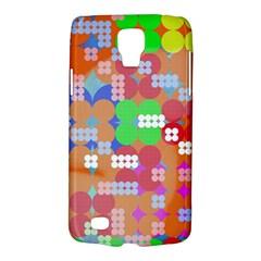 Abstract Polka Dot Pattern Galaxy S4 Active