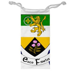 County Offaly Coat of Arms  Jewelry Bag