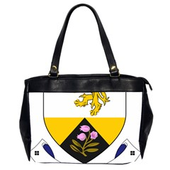 County Offaly Coat of Arms  Office Handbags (2 Sides)