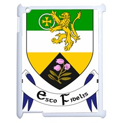 County Offaly Coat of Arms  Apple iPad 2 Case (White)