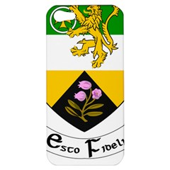 County Offaly Coat of Arms  Apple iPhone 5 Hardshell Case