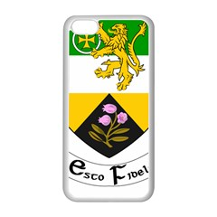 County Offaly Coat of Arms  Apple iPhone 5C Seamless Case (White)