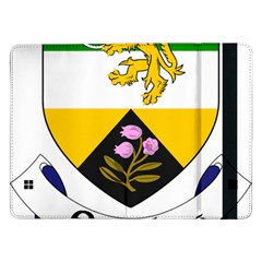 County Offaly Coat of Arms  Samsung Galaxy Tab Pro 12.2  Flip Case