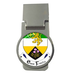 County Offaly Coat of Arms  Money Clips (Round)