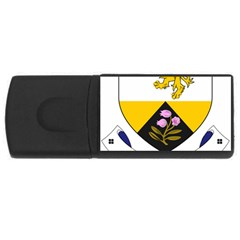 County Offaly Coat of Arms  USB Flash Drive Rectangular (1 GB)