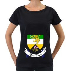 County Offaly Coat of Arms  Women s Loose-Fit T-Shirt (Black)