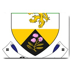 County Offaly Coat of Arms  Large Doormat