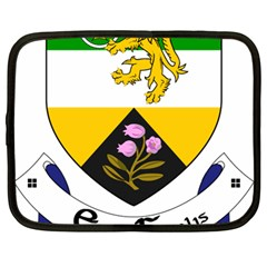 County Offaly Coat of Arms  Netbook Case (Large)