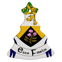 County Offaly Coat of Arms  Ornament (Christmas Tree)