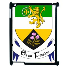 County Offaly Coat of Arms  Apple iPad 2 Case (Black)
