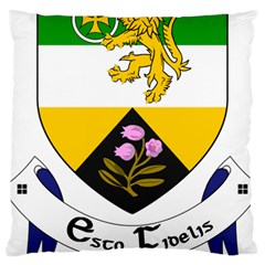 County Offaly Coat of Arms  Large Cushion Case (Two Sides)