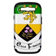 County Offaly Coat of Arms  Samsung Galaxy S III Hardshell Case (PC+Silicone)