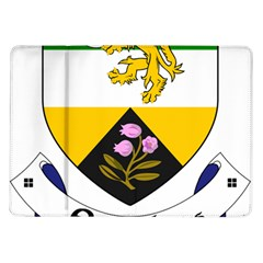 County Offaly Coat of Arms  Samsung Galaxy Tab 10.1  P7500 Flip Case