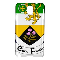County Offaly Coat of Arms  Samsung Galaxy Note 3 N9005 Hardshell Case