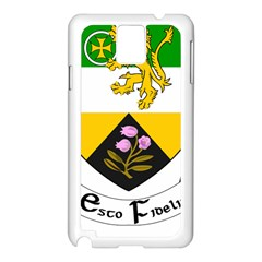 County Offaly Coat of Arms  Samsung Galaxy Note 3 N9005 Case (White)