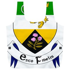 County Offaly Coat of Arms  Full Print Recycle Bags (L)