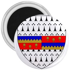 County Tipperary Coat of Arms  3  Magnets
