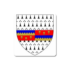 County Tipperary Coat of Arms  Square Magnet