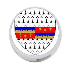 County Tipperary Coat of Arms  4-Port USB Hub (One Side)