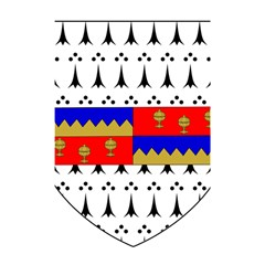 County Tipperary Coat of Arms  Shower Curtain 48  x 72  (Small)