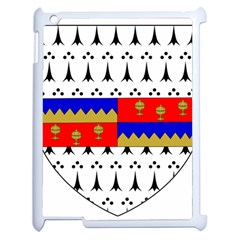 County Tipperary Coat of Arms  Apple iPad 2 Case (White)