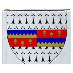 County Tipperary Coat of Arms  Cosmetic Bag (XXXL)
