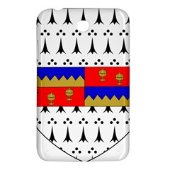 County Tipperary Coat of Arms  Samsung Galaxy Tab 3 (7 ) P3200 Hardshell Case