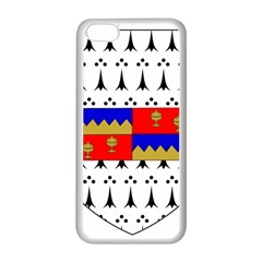 County Tipperary Coat of Arms  Apple iPhone 5C Seamless Case (White)