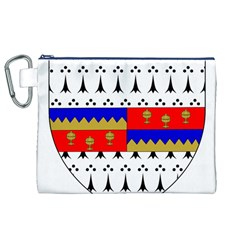 County Tipperary Coat of Arms  Canvas Cosmetic Bag (XL)