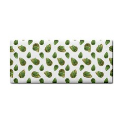 Leaves Motif Nature Pattern Cosmetic Storage Cases