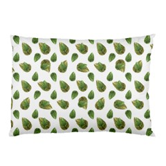 Leaves Motif Nature Pattern Pillow Case (Two Sides)