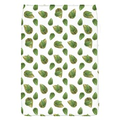 Leaves Motif Nature Pattern Flap Covers (S)