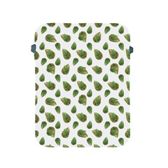 Leaves Motif Nature Pattern Apple iPad 2/3/4 Protective Soft Cases