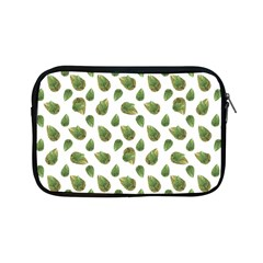Leaves Motif Nature Pattern Apple iPad Mini Zipper Cases
