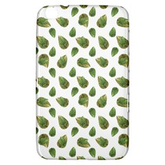 Leaves Motif Nature Pattern Samsung Galaxy Tab 3 (8 ) T3100 Hardshell Case