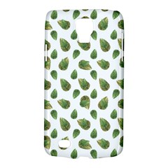 Leaves Motif Nature Pattern Galaxy S4 Active