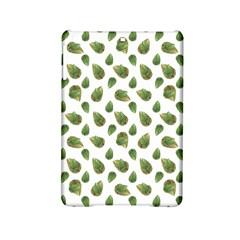 Leaves Motif Nature Pattern iPad Mini 2 Hardshell Cases