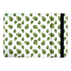 Leaves Motif Nature Pattern Samsung Galaxy Tab Pro 10.1  Flip Case